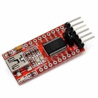 FTDI USB to TTL Serial Adapter - 3.3V and 5V